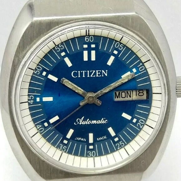 e23a5e082 Citizen Accessories   Mens Vintage S Automatic Watch   Poshmark